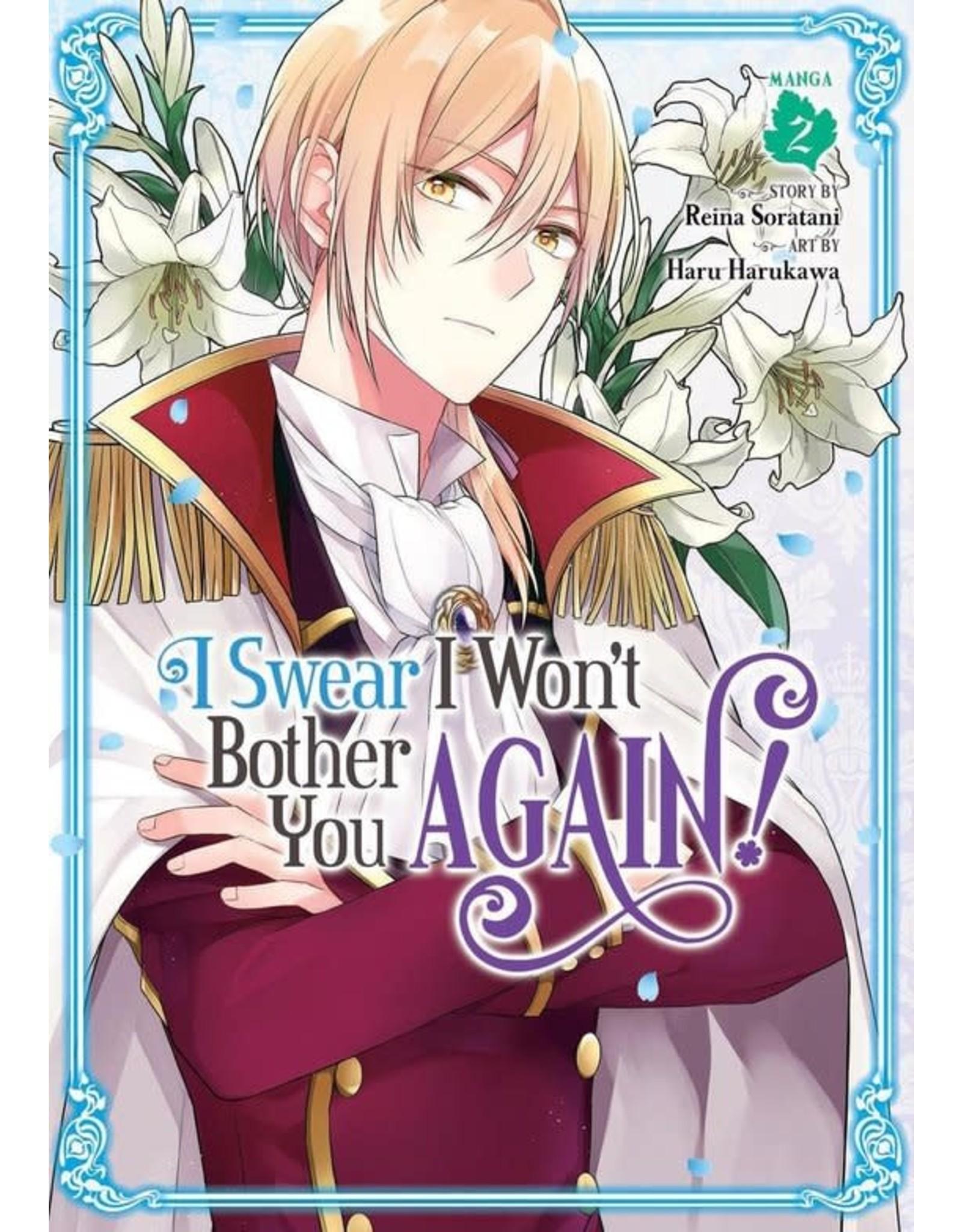 I Swear I Won't Bother You Again 2 (Engelstalig) - Manga