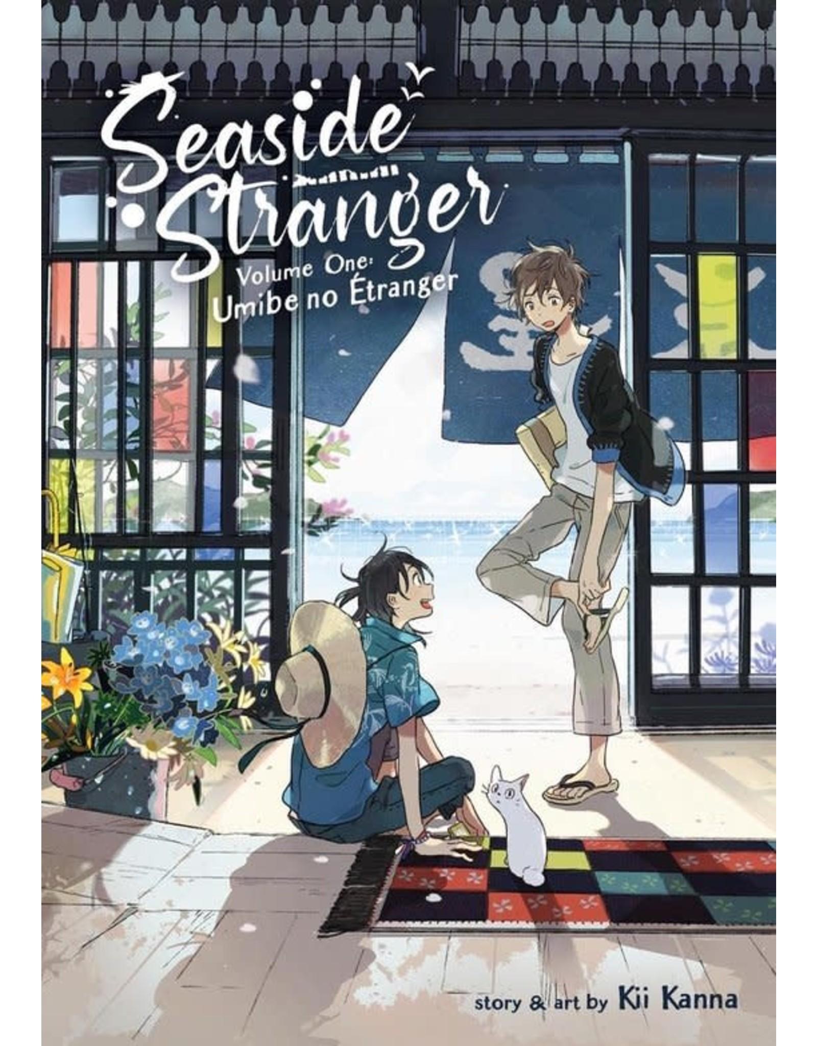 Seaside Stranger: Umibe No Étranger 1 (Engelstalig) - Manga
