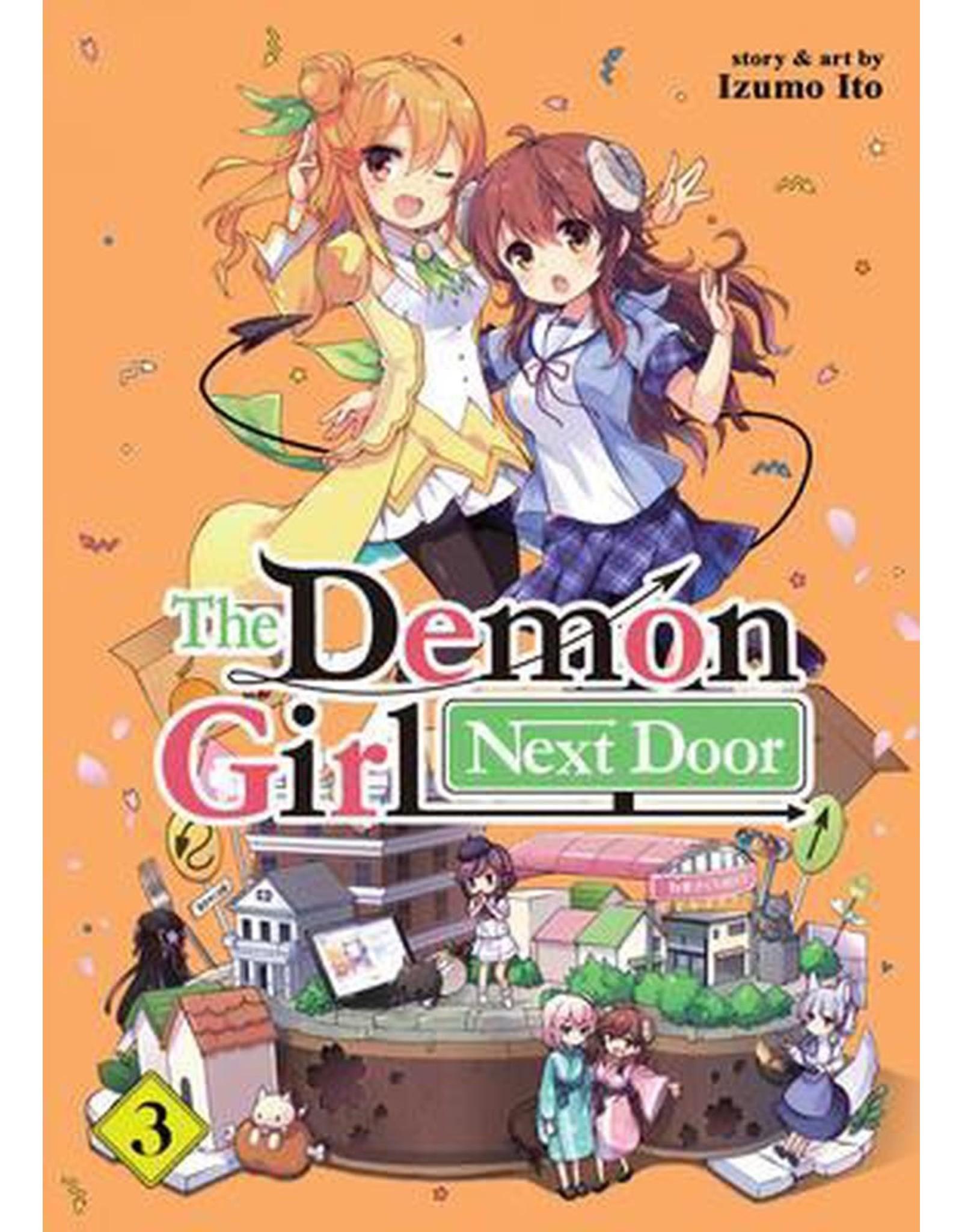 The Demon Girl Next Door 3 (English) - Manga