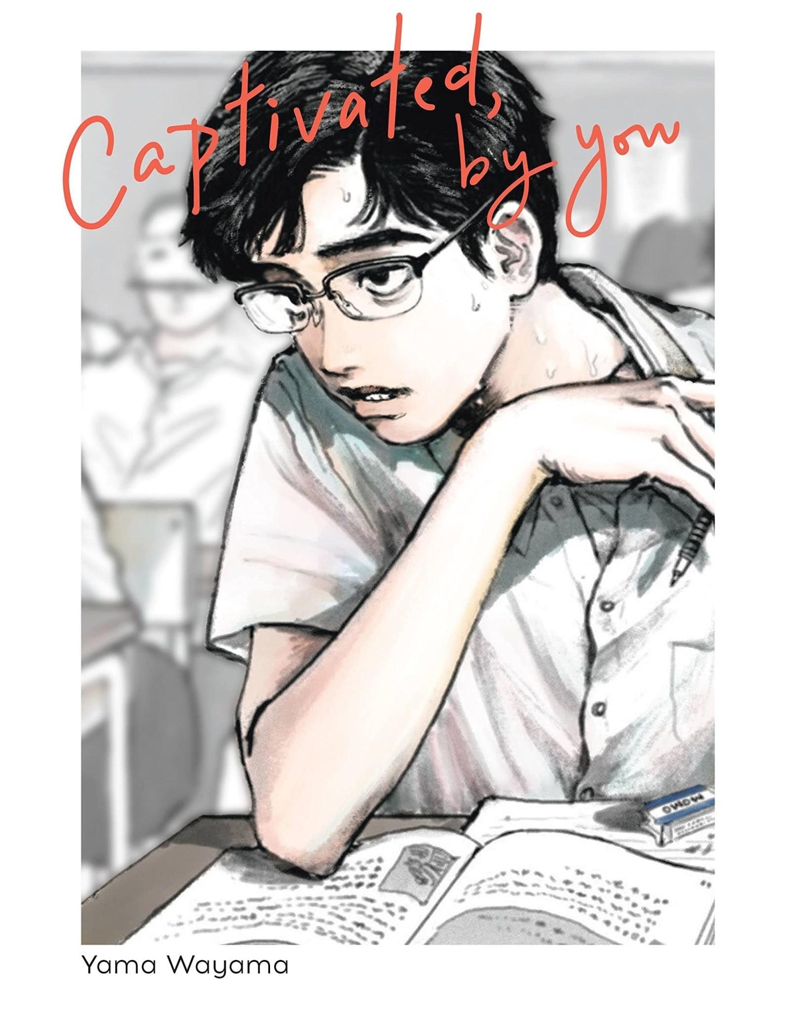 Captivated By You (Engelstalig) - Manga - Hardcover
