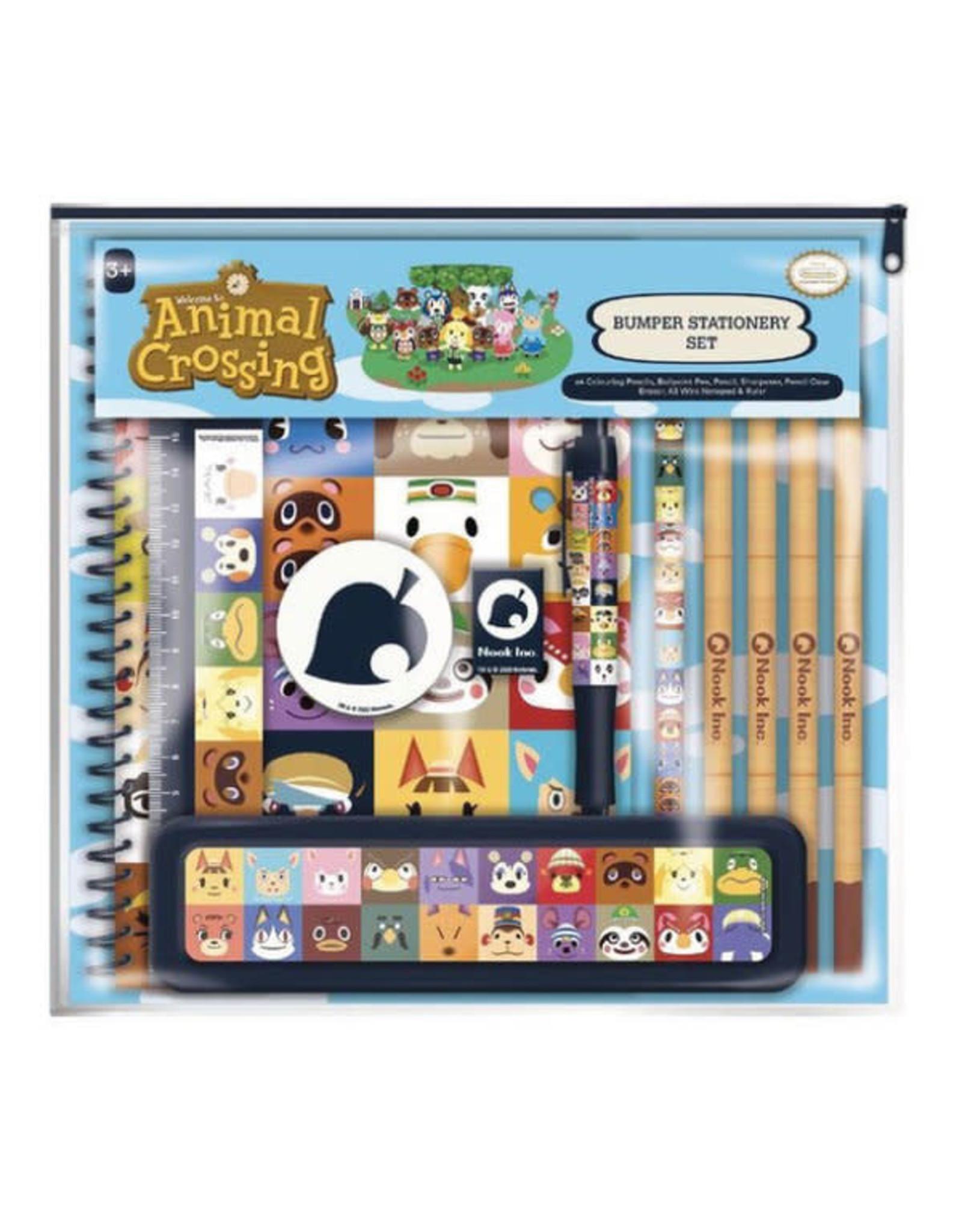 Animal Crossing - Bumper Stationery Set