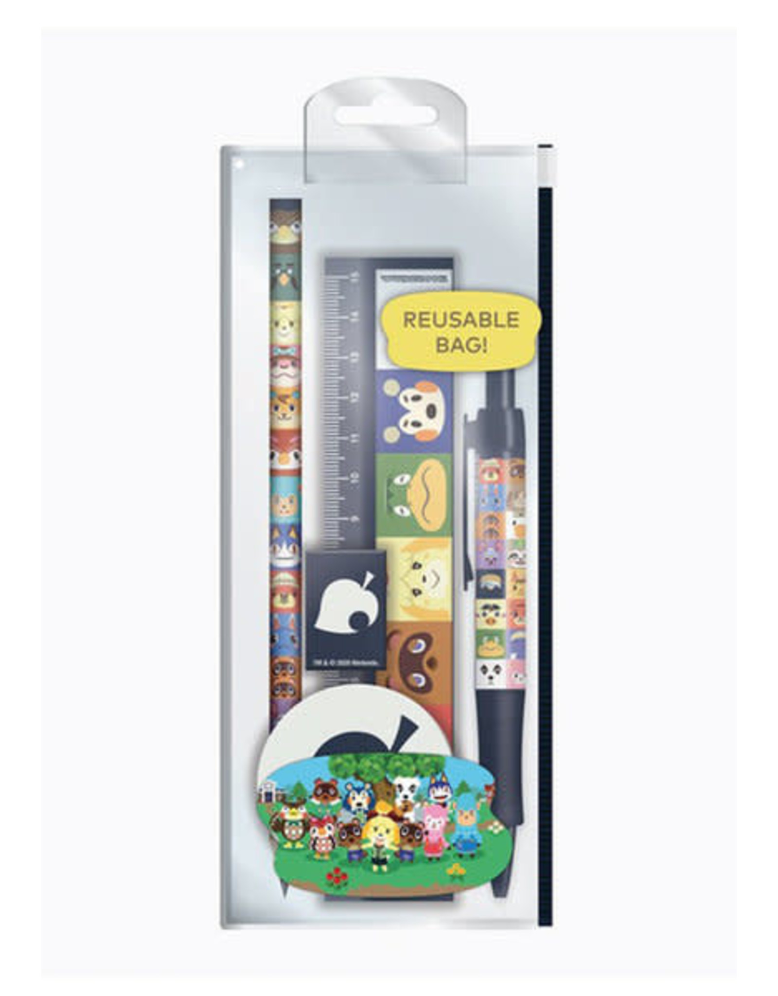 Animal Crossing - Stationery Set