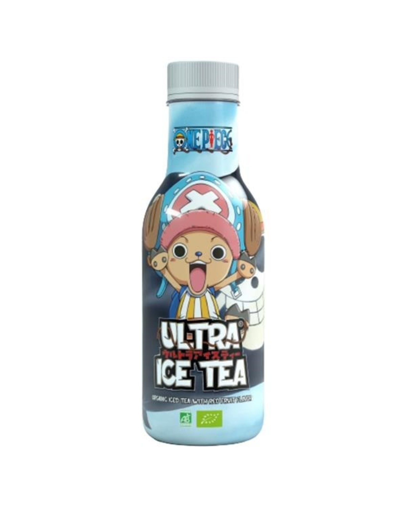 One Piece - Ultra Ice Tea with red fruit flavor - Chopper - 50 cl