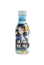 One Piece - Ultra Ice Tea with red fruit flavor - Robin - 50 cl