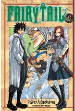 Fairy Tail 03 (Engelstalig) - Manga