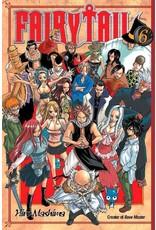Fairy Tail 06 (Engelstalig) - Manga