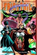 Fairy Tail 07 (Engelstalig) - Manga