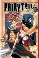 Fairy Tail 12 (Engelstalig) - Manga