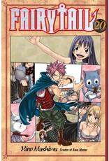 Fairy Tail 20 (Engelstalig) - Manga