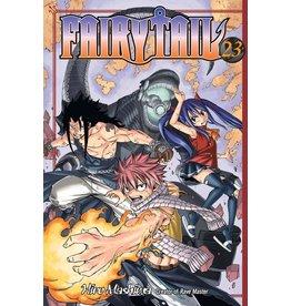 Fairy Tail 23 (Engelstalig) - Manga