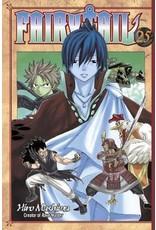 Fairy Tail 25 (Engelstalig) - Manga