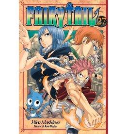 Fairy Tail 27 (Engelstalig) - Manga