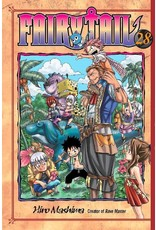 Fairy Tail 28 (Engelstalig) - Manga