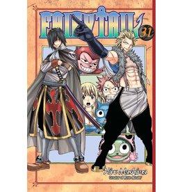 Fairy Tail 31 (Engelstalig) - Manga