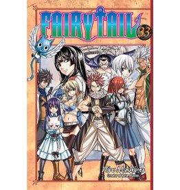 Fairy Tail 33 (Engelstalig) - Manga