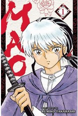 Mao 01 (Engelstalig) - Manga