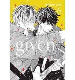 Given 06 (Engelstalig) - Manga