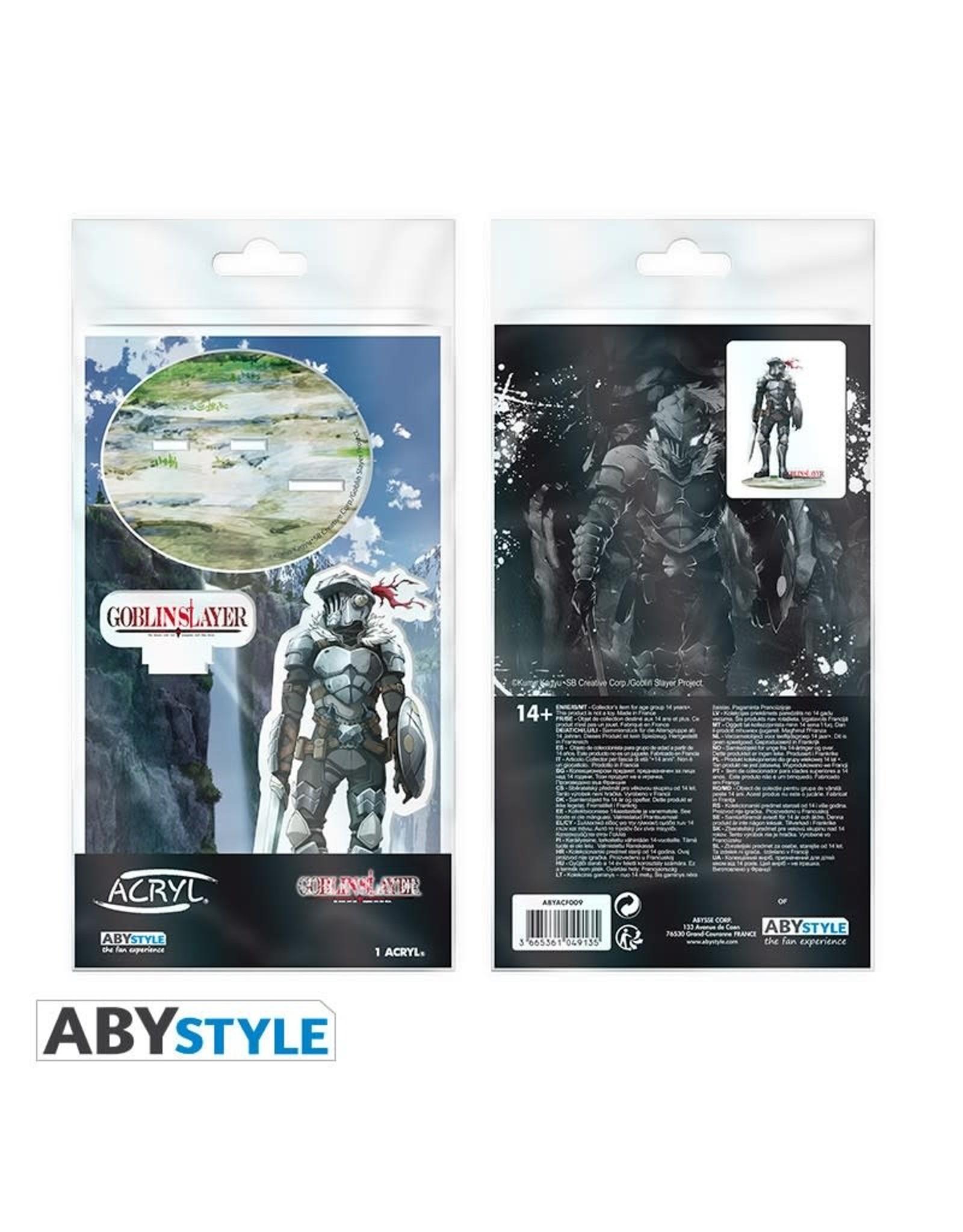 Goblin Slayer - Acryl Desktop Figure - Goblin Slayer - 11 cm