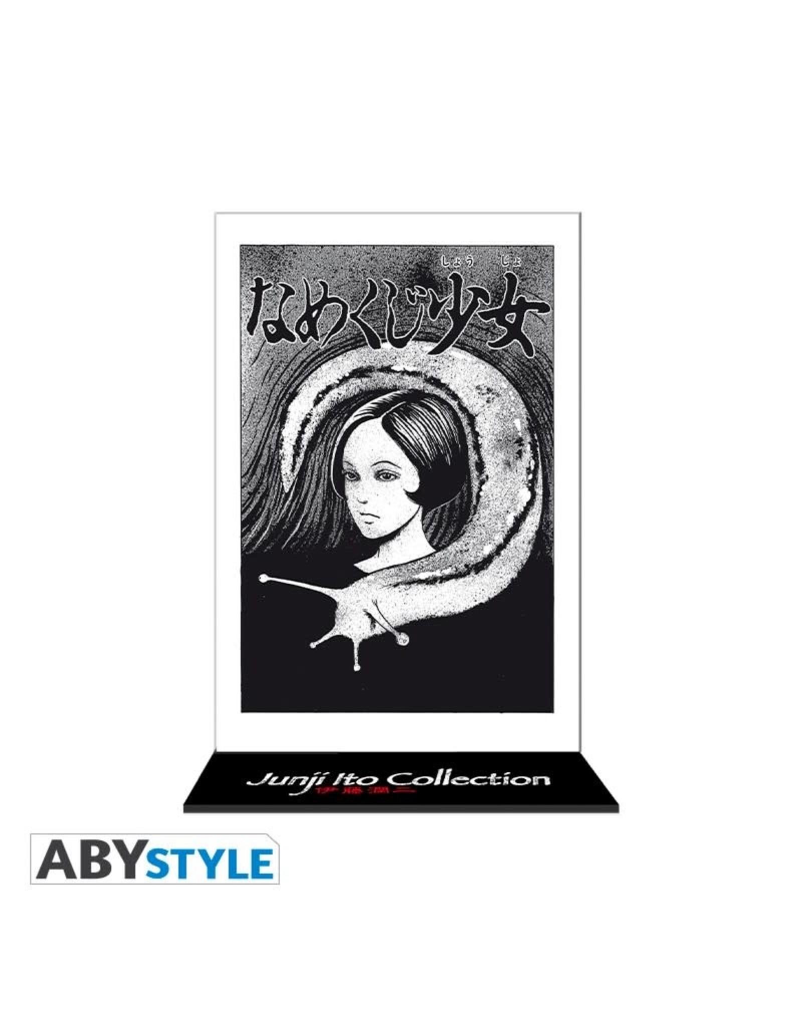Junji Ito Collection - Acryl Desktop Figure - Slug Girl - 11 cm