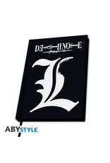 Death Note - A5 Notebook 'L'