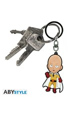 One Punch Man - PVC Keychain - Saitama - 7 cm