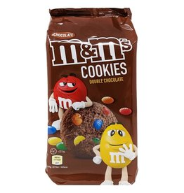 M&M Double Chocolate Cookies - 180g