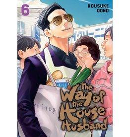 The Way of The House Husband 06 (English) - Manga