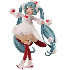 Hatsune Miku - Sweet Sweets Figure: Strawberry Shortcake Version - PVC Figure - 20 cm