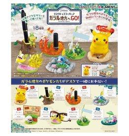 Re-Ment - Pokémon - Pokémon Desq Desktop Figure Let's Go To Galar! -  Blind Box (1 of 8)