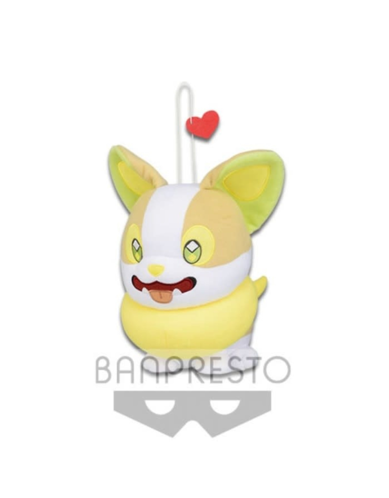 Pokémon Big Korotto Round Plush - Yamper - 21 cm