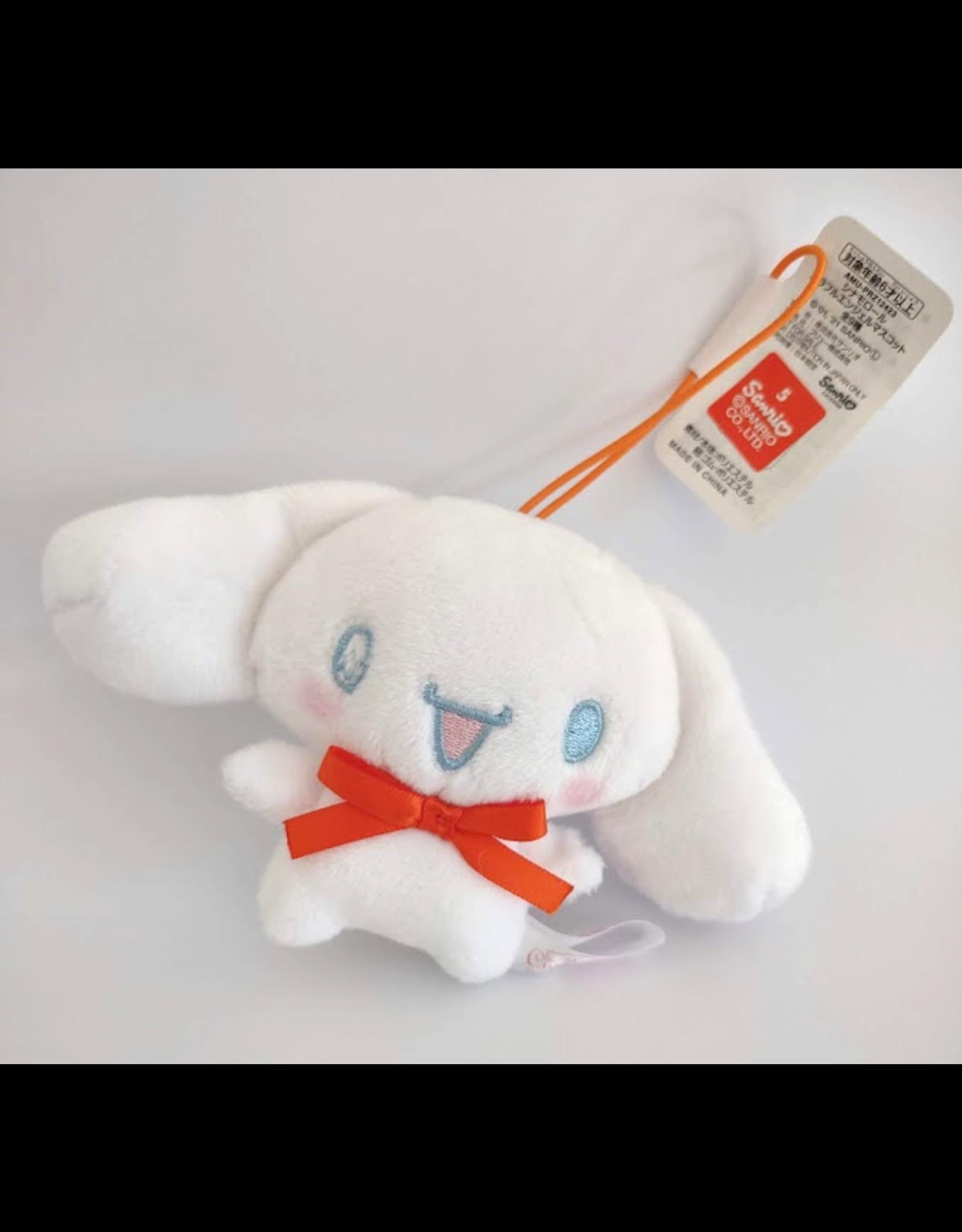 Sanrio Cinnamoroll - Colorful Angel Mascot Plush - 8 cm - Orange