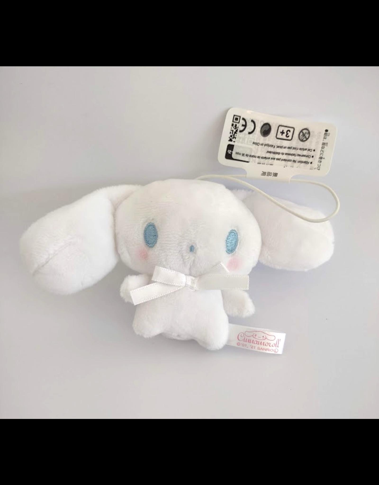 Sanrio Cinnamoroll - Colorful Angel Mascot Plush - 8 cm - White