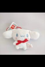 Sanrio Cinnamoroll - Colorful Angel Mascot Plush - 8 cm - Red
