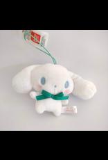 Sanrio Cinnamoroll - Colorful Angel Mascot Plush - 8 cm - Green