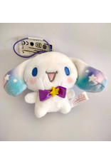 Sanrio Cinnamoroll - Milky Way Mascot Plush - 8 cm - Purple