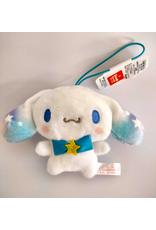 Sanrio Cinnamoroll - Milky Way Mascot Plush - 8 cm - Blue