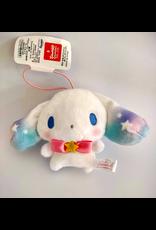 Sanrio Cinnamoroll - Milky Way Mascot Plush - 8 cm - Pink