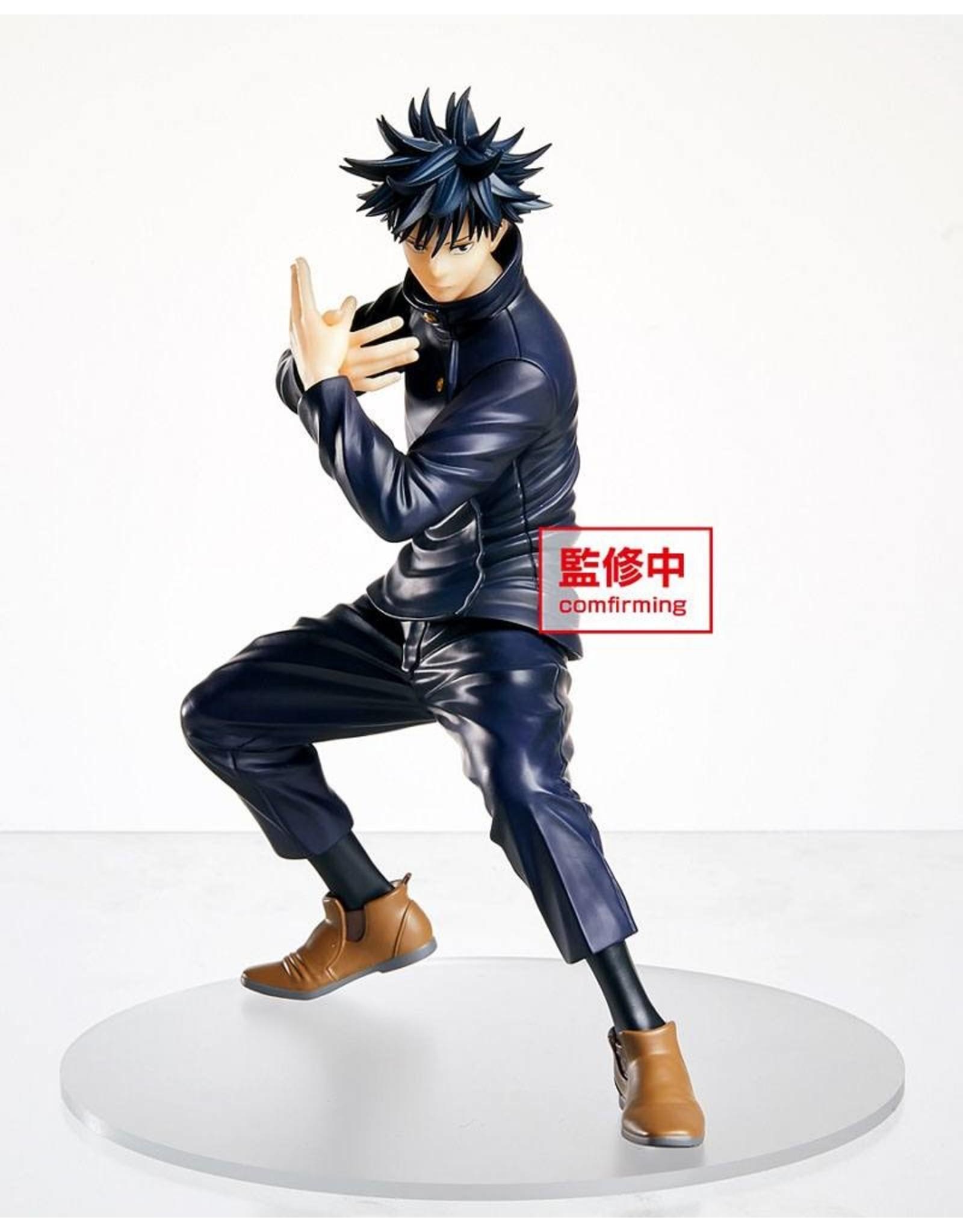 Jujutsu Kaisen - Fushiguro Megumi - PVC Figure