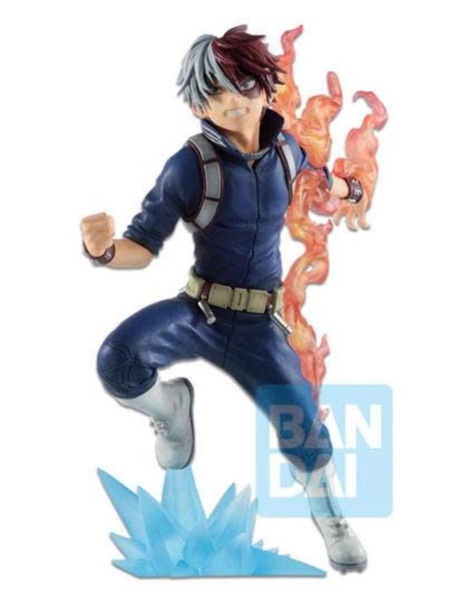 My Hero Academia - Shoto Todoro Go and Go! - Ichibansho Figure