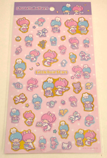 Sanrio Sticker Sheet - LittleTwinStars