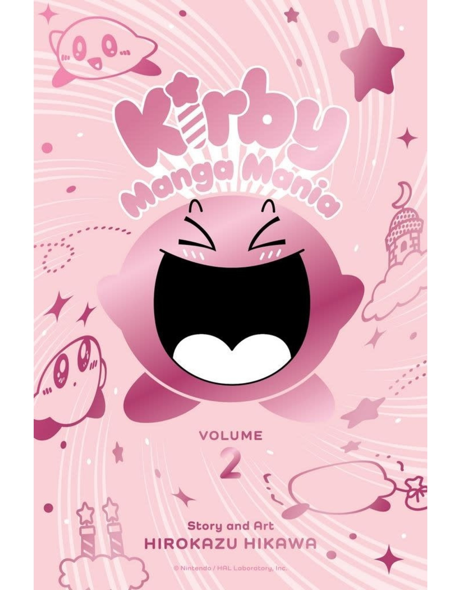 Kirby Manga Mania 2 (Engelstalig) - Manga