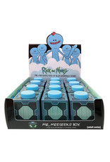 Rick and Morty Candy Tin - Mr, Meeseeks' Box of Blue Raspberry Sours - 43g