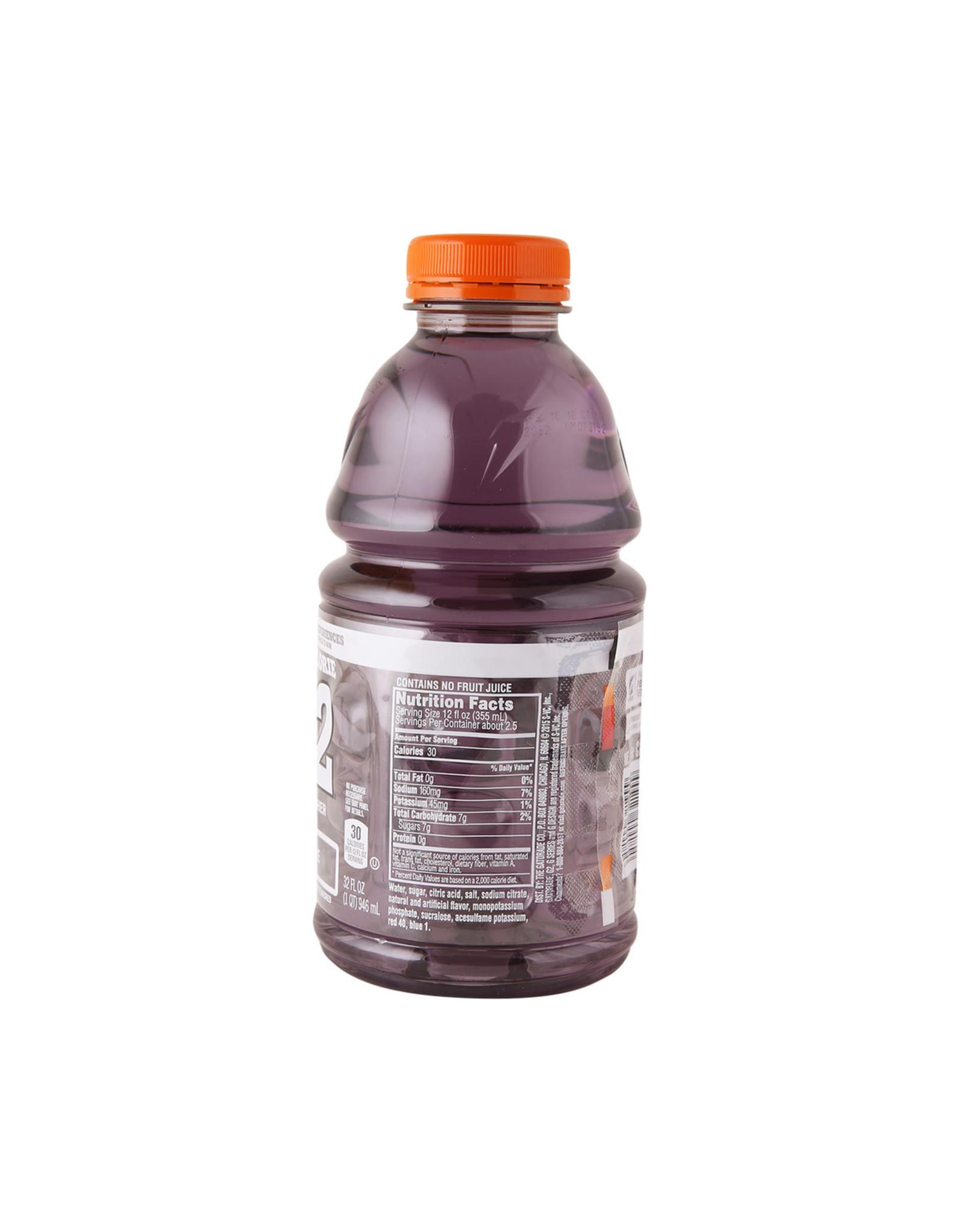 Gatorade Zero - Grape - 946ml