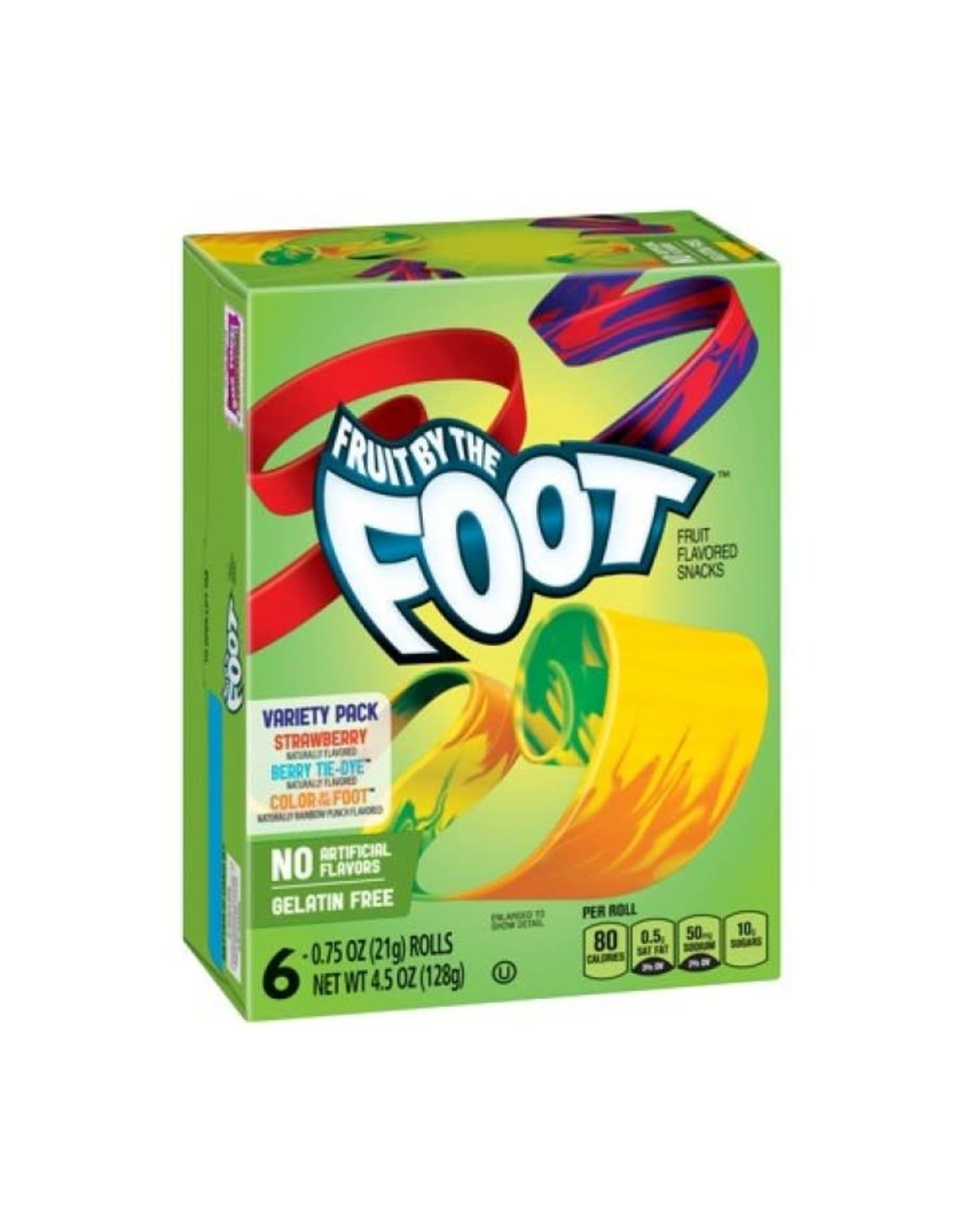 Betty Crocker - Fruit by the Foot - Variety