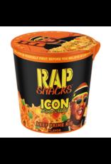 Rap Snacks - Icon Ramen Noodles - Beef Prime Rib Flavor - 64g