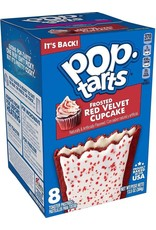 Pop-Tarts Frosted Red Velvet Cupcake - 8 Pack - 384g