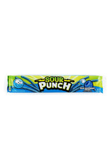 Sour Punch - Blue Raspberry Straws - 57g