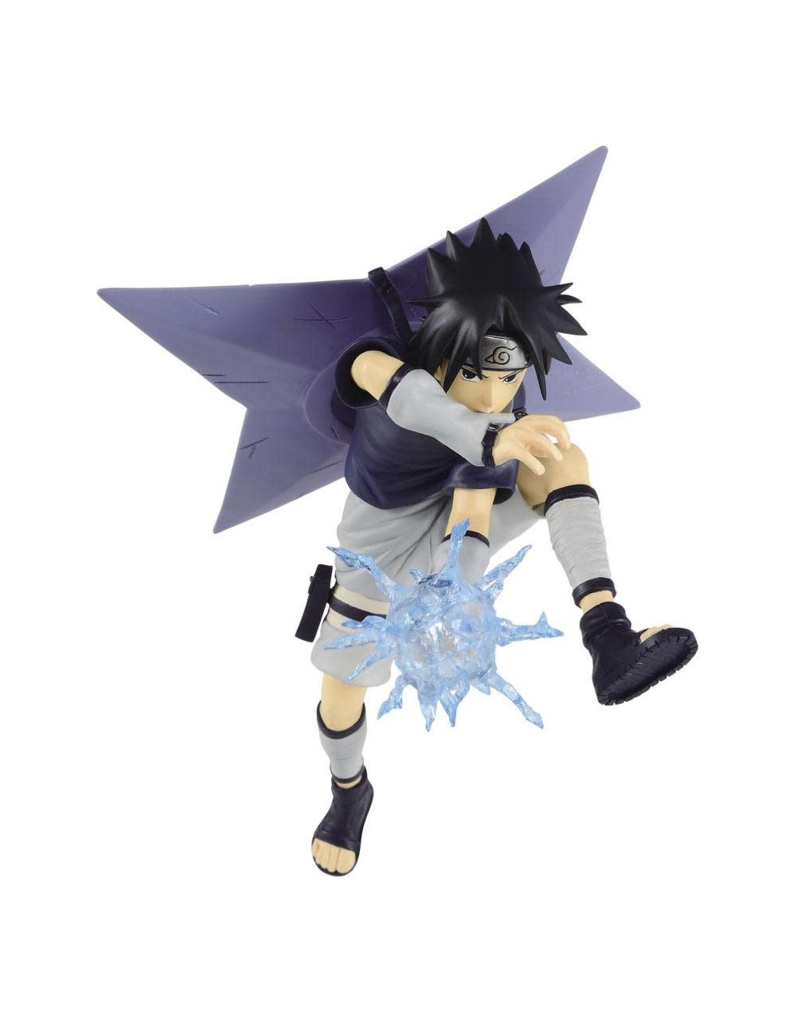 Naruto Shippuden - Uchiha Sasuke - Vibration Stars Figure - 18 cm