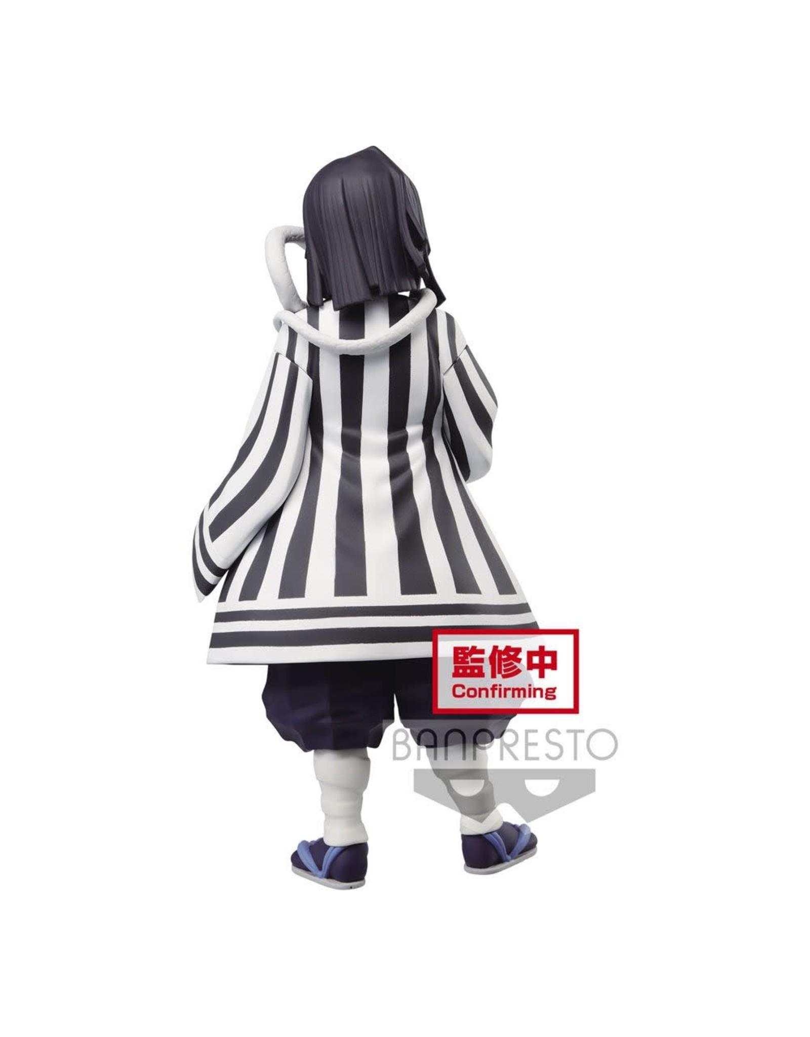 Demon Slayer: Kimetsu no Yaiba - Obanai Iguro - PVC Statue - 17 cm