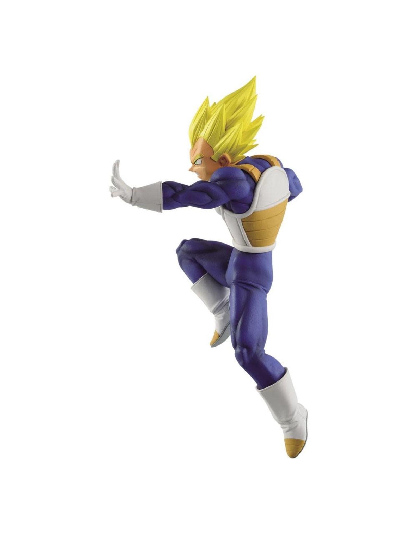 Dragon Ball Super Chosenshiretsuden - Super Saiyan Vegeta - PVC Statue - 14 cm